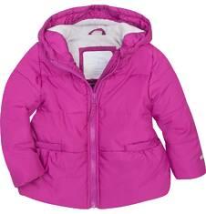 Dłuższa kurtka dla dziewczynki 2-4 lata N72A006_1