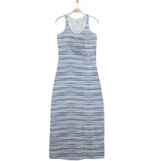 Długa sukienka na ramiączkach damska Y61H006_1