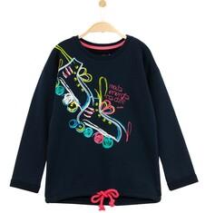 Bluza-tunika dla dziewczynki D61C026_1