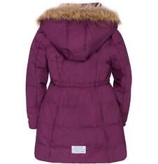 Długi zimowy płaszcz dla dziewczynki 9-13 lat D72A509_2