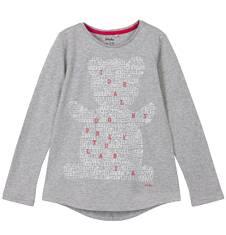 Bluzka z długim rękawem dla dziewczynki 9-12 lat D62G593_1