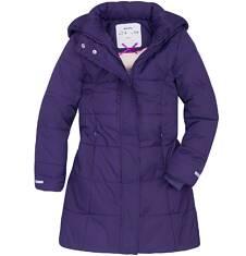 Długi zimowy płaszcz dla dziewczynki 9-13 lat D72A510_1