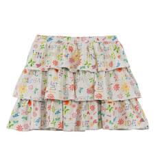 Falbankowa spódnica dla dziewczynki D61J014_1