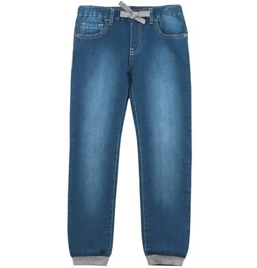Jeansy ze sciągaczami dla dziewczynki D61K001_2