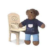 Misiowe krzesło dla małego Misia SMM012_1