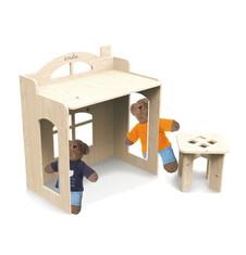 Biurko + stołek dla dziecka SMM013_1