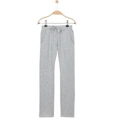 Grube spodnie dresowe z kieszeniami dla dziewczynki 3-8 lat D62K005_4