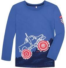 T-shirt z długim rękawem dla chłopca 9-13 lat C72G525_1