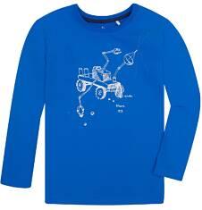 T-shirt z długim rękawem dla chłopca 9-13 lat C72G571_1