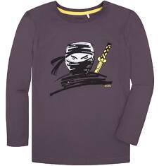 T-shirt z długim rękawem dla chłopca 9-13 lat C72G582_1