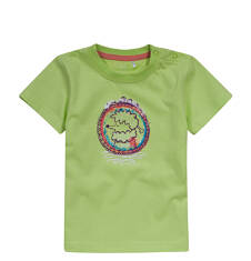 T-shirt dla niemowlaka N31G006_2