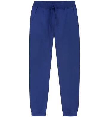 Ciepłe spodnie dresowe dla chłopca 9-13 lat C72K505_1