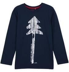 T-shirt z długim rękawem dla chłopca 3-8 lat C62G048_2