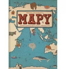 Mapy. Obrazkowa podróż... SD21W036_1