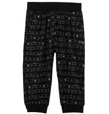 Spodnie 3/4 we wzorzysty deseń dla dziewczynki D61K030_1