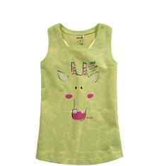 Bluzka na ramiączkach dla dziewczynki D51G147_1