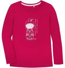 Bluzka z długim rękawem  dla dziewczynki 9-13 lat D72G549_1