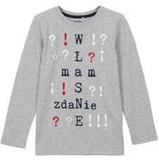 T-shirt z długim rękawem dla chłopca 3-8 lat C62G089_1