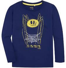 T-shirt z długim rękawem dla chłopca 9-13 lat C72G621_2