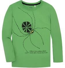 T-shirt z długim rękawem dla chłopca 9-13 lat C72G624_1