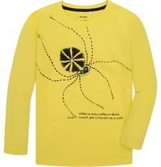 T-shirt z długim rękawem dla chłopca 9-13 lat C72G624_2