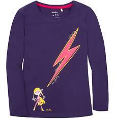 Bluzka z długim rękawem  dla dziewczynki 9-13 lat D72G567_1