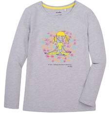 Bluzka z długim rękawem  dla dziewczynki 9-13 lat D72G587_1