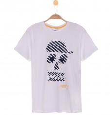 T-shirt męski Q51G001_1
