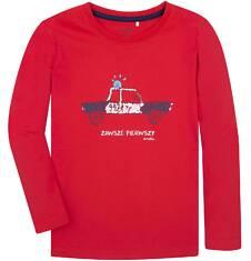 T-shirt z długim rękawem dla chłopca 3-8 lat C72G038_1