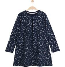 Sukienka z kokardką i brokatem dla dziewczynki 3-8 lat D62H004_1