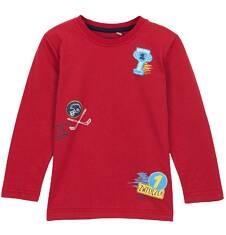 T-shirt z długim rękawem dla chłopca 3-8 lat C62G139_1
