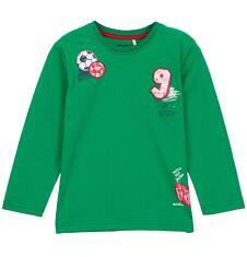T-shirt z długim rękawem dla chłopca 3-8 lat C62G141_1