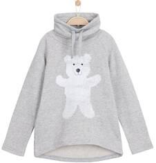 Bluza typu tunika dla dziewczynki 3-8 lat D62C014_1
