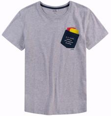 T-shirt męski Q61G004_1