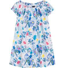 Sukienka z marszczeniami  dla dziewczynki 4-8 lat D71H069_1