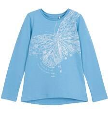 Bluzka z długim rękawem dla dziewczynki 3-8 lat D62G070_1