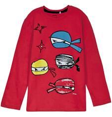 T-shirt z długim rękawem dla chłopca 3-8 lat C62G040_2