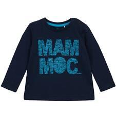 T-shirt z długim rękawem dla niemowlaka N62G003_1