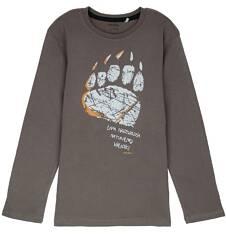 T-shirt z długim rękawem dla chłopca 9-12 lat C62G600_2