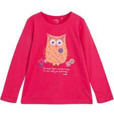 Bluzka z długim rękawem dla dziewczynki 3-8 lat D62G139_1