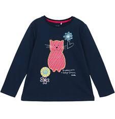 Bluzka z długim rękawem dla dziewczynki 3-8 lat D62G141_1
