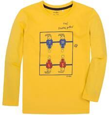 T-shirt z długim rękawem dla chłopca 9-13 lat C72G504_2