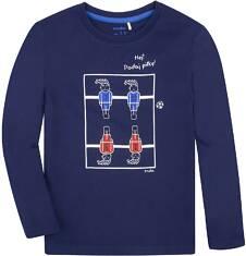 T-shirt z długim rękawem dla chłopca 9-13 lat C72G504_3