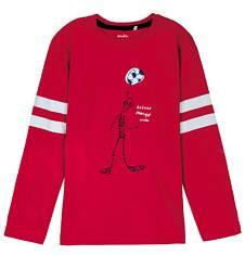 T-shirt z długim rękawem dla chłopca 9-12 lat C62G631_2