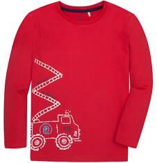 T-shirt z długim rękawem dla chłopca 9-13 lat C72G533_1
