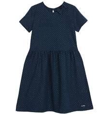 Sukienka z krótkim rękawem dla dziewczynki 3-8 lat D62H051_1