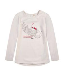 Bluzka z długim rękawem dla dziewczynki D52G122_1
