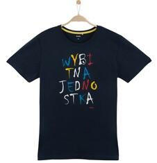 T-shirt męski Q61G053_1