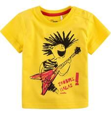 Bluzka z krótkim rękawem dla dziecka 0-3 lata N71G102_1