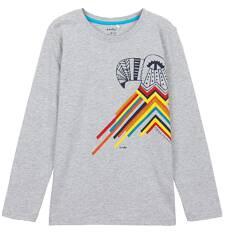 T-shirt z długim rękawem dla chłopca 3-8 lat C62G063_1